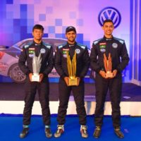 Volkswagen Ameo Cup 2018 at Buddh International Circuit