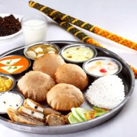 Celebrating the Festivities with Navratra Thali at Paatra, Jaypee Vasant Continental