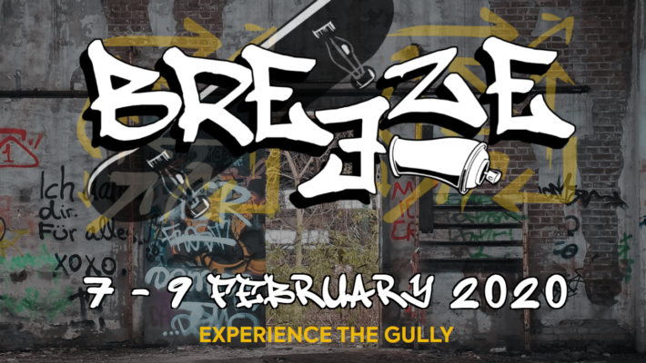 Experience Breeze 2020 – The Global Gully at Shiv Nadar University